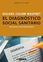 diagnostico social sanitario
