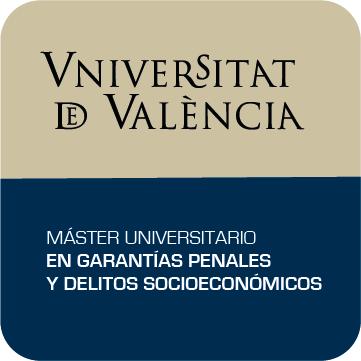 Logo Màster Universitari en Garanties Penals i Delictes Socioeconòmics (MGAPENAL)