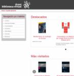Recurs destacat: Biblioteca Virtual Tirant